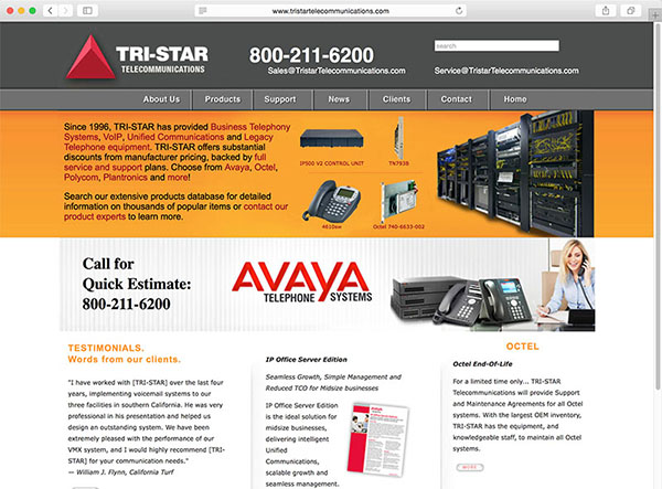 PHONE SYSTEMS ECOMMERCE